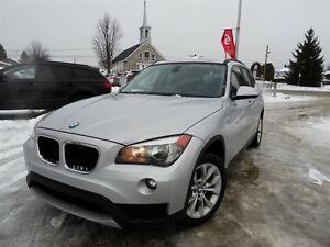2013 BMW X1 xDrive28i + MAGS + PROPRE + MOINS CHER AU QUEBEC!!