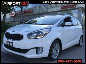 2014 Kia Rondo EX/LEATHER/HTD SEATS/UVO TOUCH SCREEN
