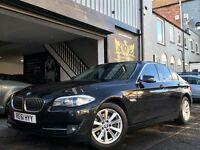 2011 BMW 5 Series 2.0 520d SE 4dr HUGE SPEC - FULL DEALER SERVICE- ECU REMAPPED -12 MONTHS MOT!!