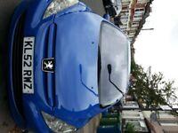 Peugeot 307 Hatchback 2.0 SE 16V 5d (AC)