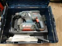 Bosch GBH36V-EC 36volt battery rotary SDS gun