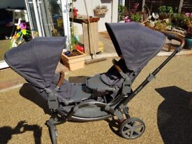 Abc zoom tandem buggy