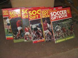 Charles Buchan Soccer Gift Books