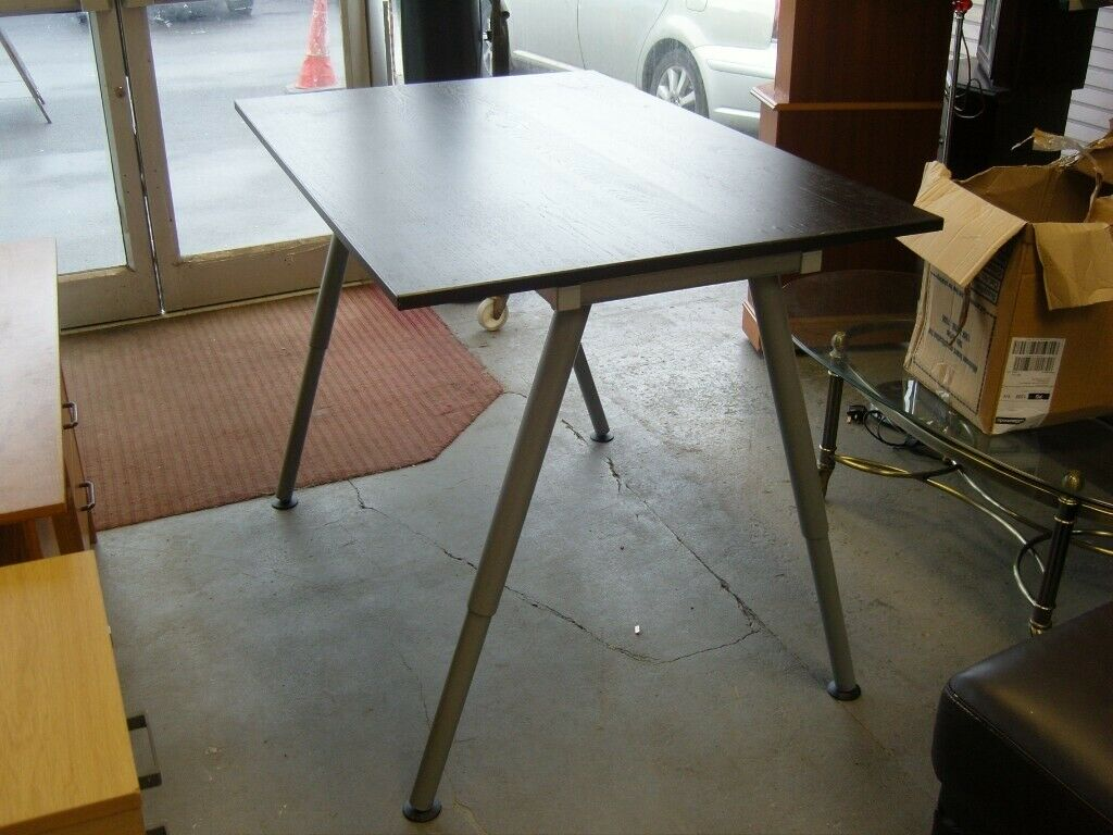 Ikea galant adjustable home office desk table in sheffield south