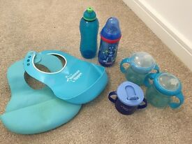 Baby boys feeding accessories