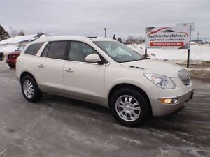 2010 Buick Enclave SUNROOF!! AWD!! LEATHER!! CXL!! GORGEOUS!!