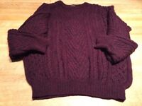 Liberty jumper,men's size medium, NEW, UNWANTED GIFT