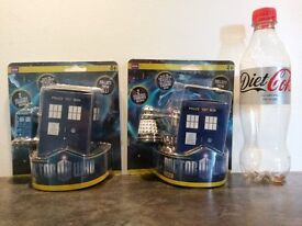 doctor who fizzer pods and collectable figures