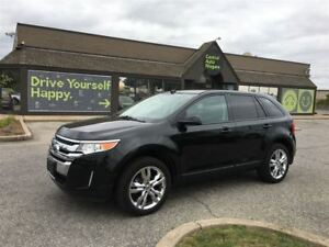 2014 Ford Edge SEL/BACKUP CAM/NAV/LEATHER/PANORAMIC ROOF