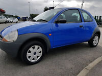 2002 52 FORD KA 1.3 70 JANUARY 2018 MOT POWER STEERING LOW MILES FOR YEAR DRIVES VERY WELL CHEAP