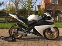 2014 Yamaha YZF-R125 125cc Motorcycle