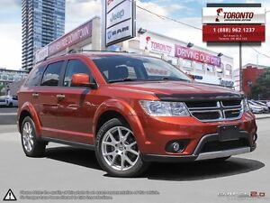 2014 Dodge Journey R/T WITH ONLY 25100KM WOW!!!