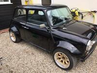 Mini city custom 1000cc