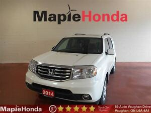 2014 Honda Pilot EX-L| Leather,Sunroof,Alloy Wheels,AWD,Bluetoot