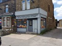 REDUCED! SHOP / OFFICE UNIT FOR RENT TO LET IN BRADFORD THORNBURY AVENUE BD3 NEAR LEEDS OLD ROAD
