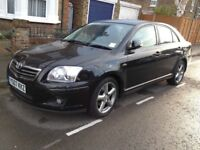 Toyota Avensis 2.2 d4d ( Top of the range car- Leather seats, Dolby Speakers, Sat-Nav & more)