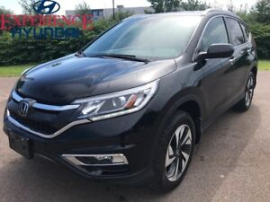 2016 Honda CR-V Touring ALL WHEEL DRIVE | FACTORY WARRANTY | AC