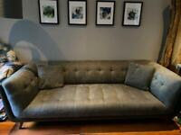 Siena Sofa and Two Tub Chairs - Sterling Furniture