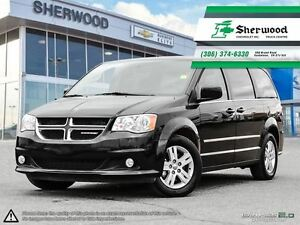 2016 Dodge Grand Caravan Crew Plus w/ NAV!!
