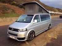 VWT5 Facelift Campervan
