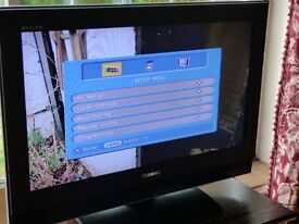 Toshiba 26 Inch HD Ready LCD TV- Freeview- Brand New Remote. NO OFFERS