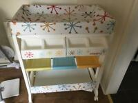Cosatto changing table and bath