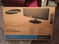 "19"" Samsung Series 3 HD TV - **Brand New**"