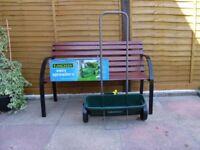 Evergreen Easy Lawn Spreader