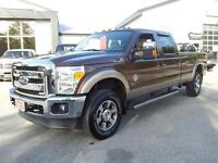2011 Ford F-350 LARIAT DIESEL 4X4 LEATHER LOADED MOONROOF
