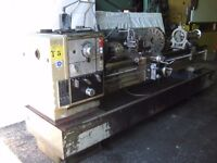 HARRISON M400 GAP BED CENTRE LATHE 80 INCH CENTRES WELL EQUIPPED
