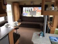 STATIC CARAVAN FOR SALE - NR BRIDLINGTON - EAST COAST - YORKSHIRE - BEACH ACCESS