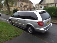 Grand voyager, Tidy condition. Highest level of trim. Electric everthing. Mot until September.