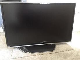 Toshiba 40'' flat screen TV