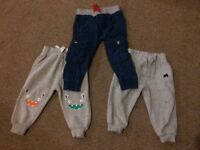 Boys clothes and shoes 12-18months