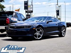 2014 Chevrolet Camaro 2LT Coupe RS Edition Sunroof Leather