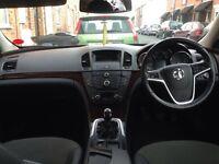 Vauxhall insignia 1.8se