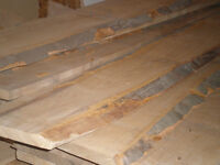 beech timber boards 60ft3 **** £200****