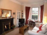 Lovely 2 bedroom flat to rent in Shandon for November - good for West end, Haymarket, Heriot Watt