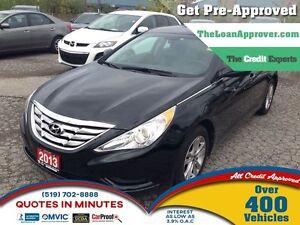 2013 Hyundai Sonata GLS * CAR LOANS FOR ALL BUDGETS