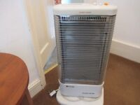 Easy Home electric heater and an easy life halogen heater