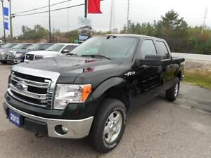 """2013 Ford F-150 4WD SuperCrew 145"""" X"""