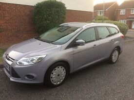 Ford Focus Estate 1.6 TDCi 105 ECOnetic Edge 5dr (2013) Stop/Start