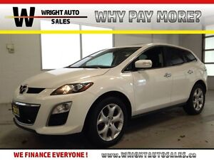 2011 Mazda CX-7 GT| LEATHER| AWD| SUNROOF| BLUETOOTH| 68,652KMS Kitchener / Waterloo Kitchener Area image 1