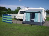 Nr Porch Awning for caravan.