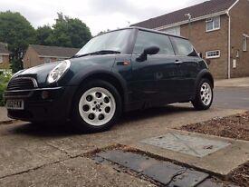 2002 Mini One *11 months MOT* £800 ono