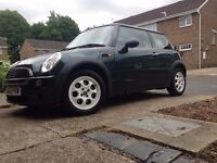 2002 Mini One *11 months MOT* £900 ono
