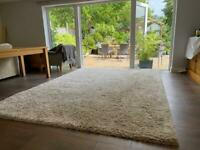 2 x large rugs available - only 1 year old