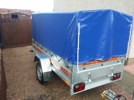 New Trailer 7.7 x 4.1 cover free £870 inc VAT