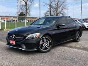 2016 Mercedes-Benz C-Class C450**AMG**AWD**SUNROOF**NAV**BLUETOO