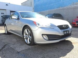 2010 Hyundai Genesis Coupe 2.0T Certified, Financing available